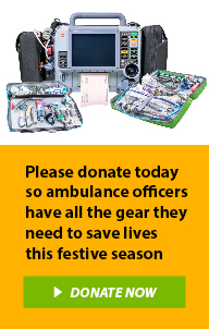 Help save lives this festive season.