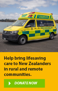Help bring lifesaving care to New Zealanders in rural and remote communities.
