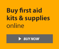 Buy a first Aid kit
