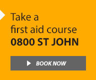St John First Aid Training