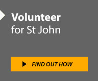 Become a St John Volunteer